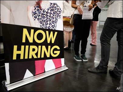 California jobless rate dips below 10 percent