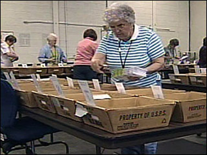 Ballots sent out to Lane County residents