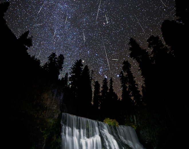Orionids Meteor Shower set to light up weekend skies