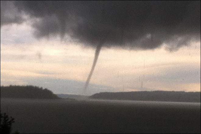 Everett Waterspout