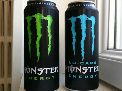 Lawsuit blames energy drink for teen's death