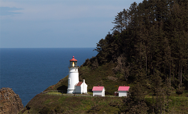 Outdoors Heceta Head