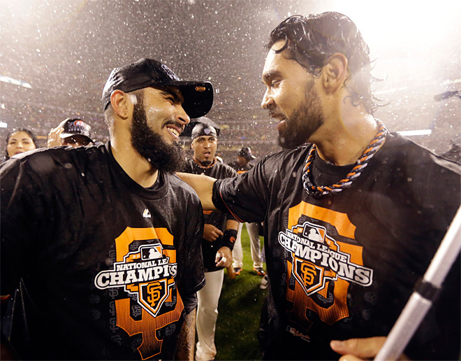 World Series gets awfully hairy with wild beards