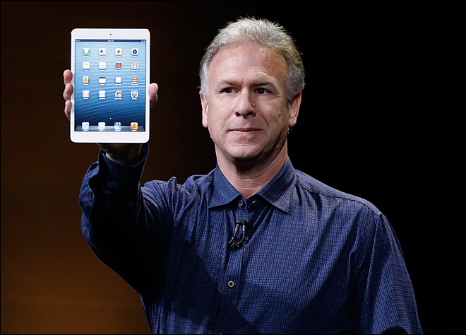Apple unveils long-rumored iPad Mini starting at $329