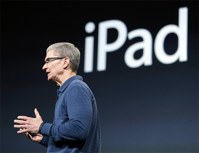Apple&#39;s softer side emerges under CEO Cook