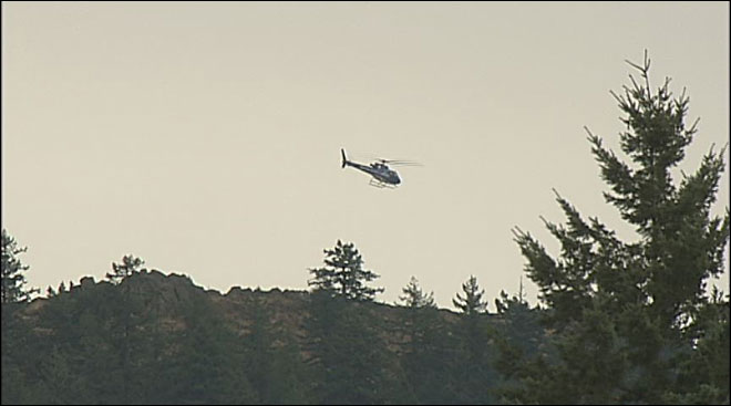 Helicopter plucks patient from South Eugene home