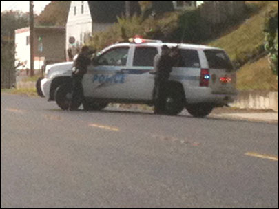 Standoff near school in Coos Bay ends peacefully