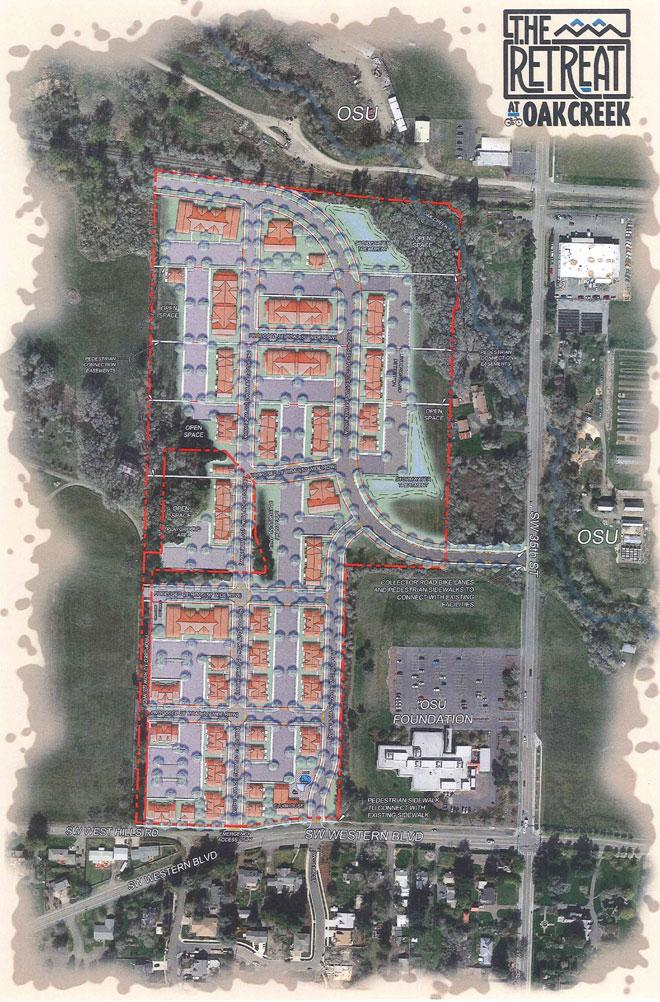 Student housing complex hinges on Corvallis annexation vote