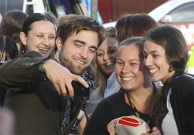 Australia Robert Pattinson Twilight Saga