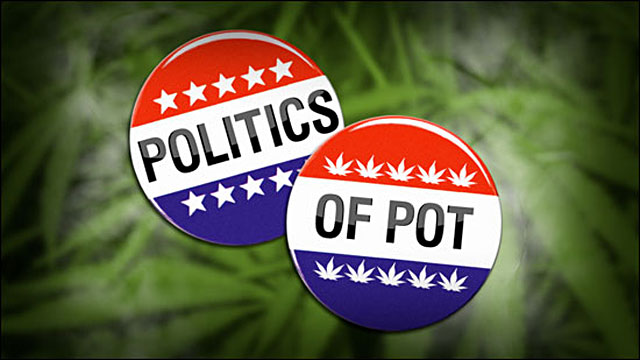 Fewer pot measures improve chances of legalization in Oregon