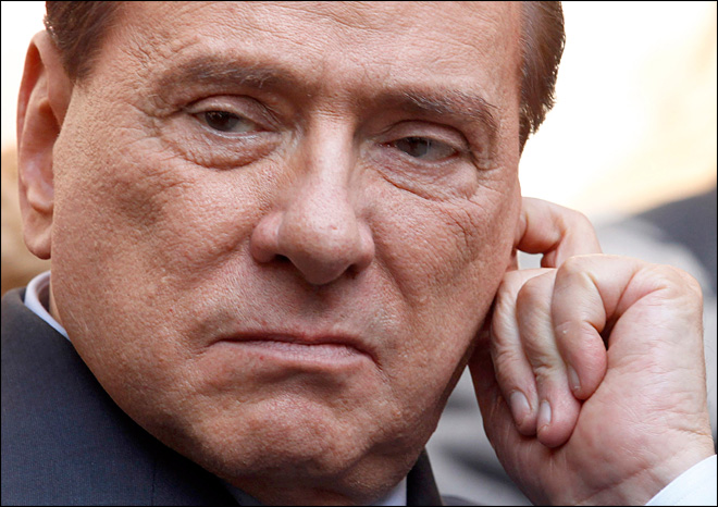 Former Italian Premier Berlusconi sentenced to year in jail