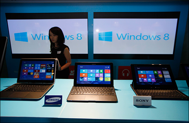 Poll: Scant demand for Microsoft's Windows 8