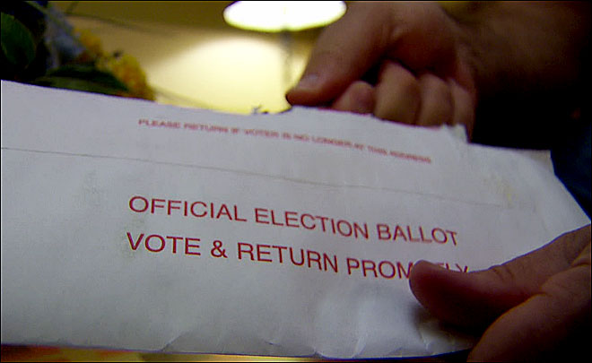 Did you get your ballot? Are you sure?