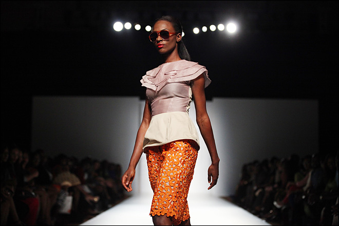 Photos: European fashion buyers look to Nigeria