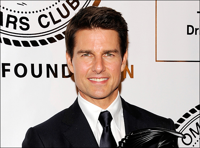 Tom Cruise may be victim of 911 'swatting'
