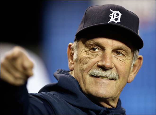 Tigers bring back manager Jim Leyland for 2013