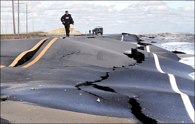Sandy's death toll climbs; millions without power