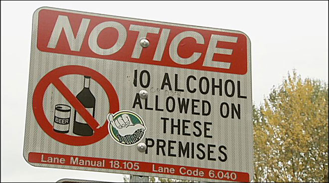 County bans alcohol at Willamette River boat landing