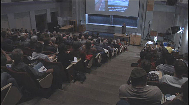 UO professor discusses Higgs Boson at campus lecture