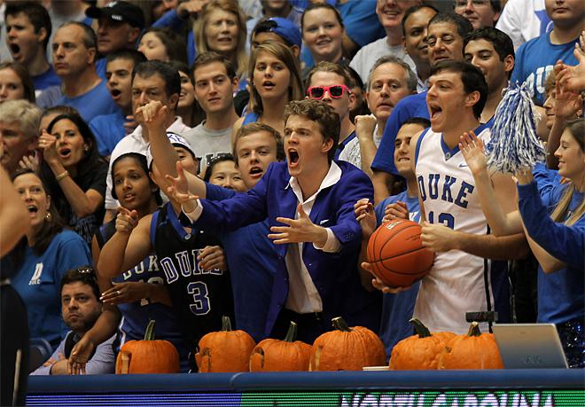 Western Washington Duke Basketball