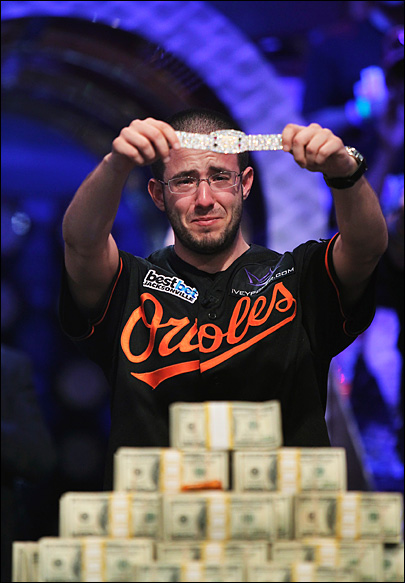 24-year-old Maryland pro wins $8.5 million poker title