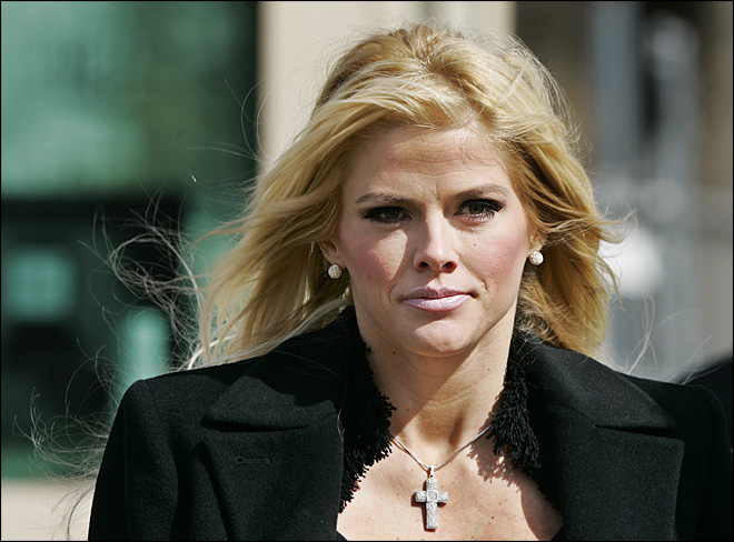 Anna Nicole Smith final estate case bid rejected