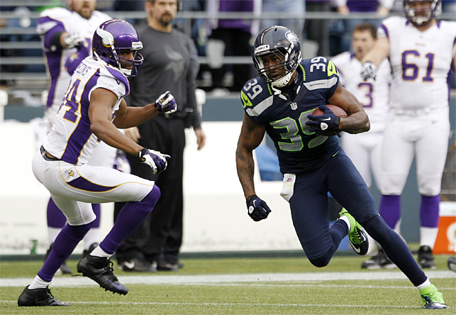 Seahawks' Browner returns from suspension