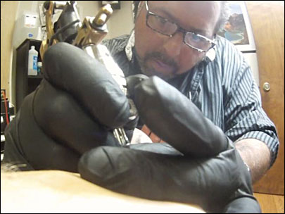 Tattoo artist: 'God has a plan for each one of us'