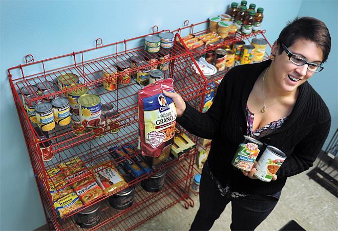 University starts food bank for students