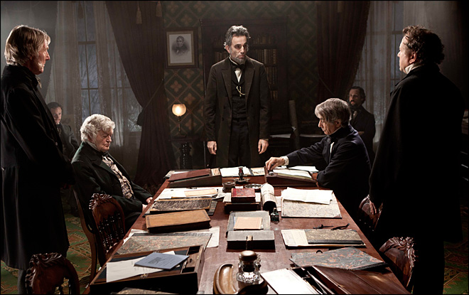 Review: Daniel Day-Lewis is tremendous in 'Lincoln'
