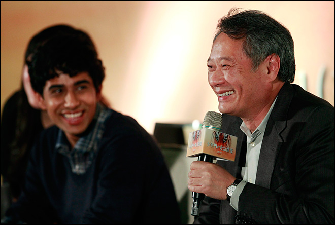 Ang Lee: 'Life of Pi' more than an art house film