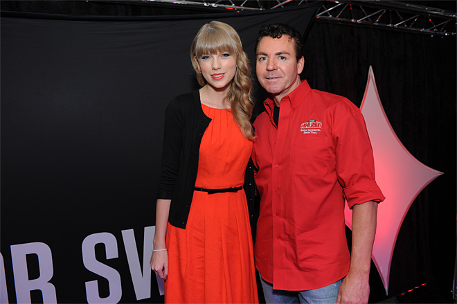 Taylor Swift Red Album Launch