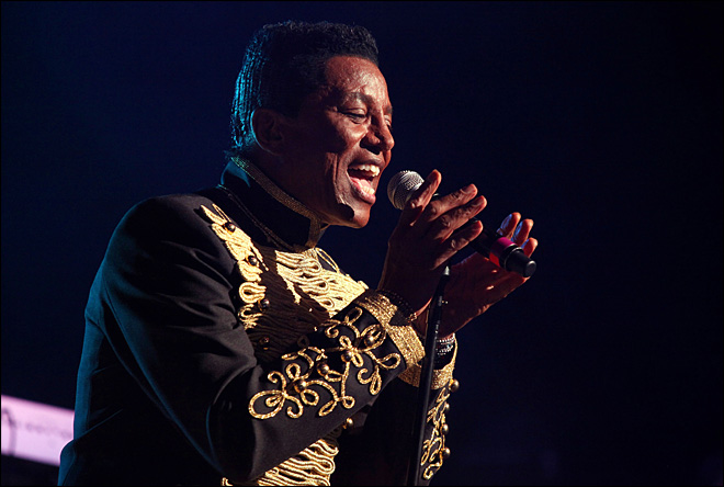 Jermaine Jackson is now Jermaine Jacksun