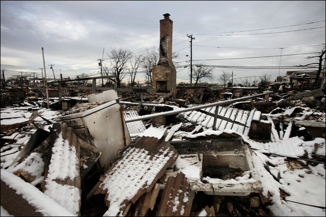 Cuomo: NY superstorm damage could total $33 billion