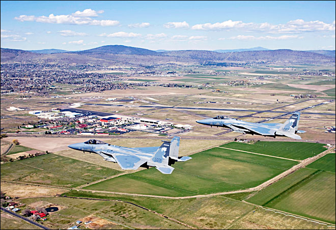 Air Guard plans Veterans Day flyovers Friday through Sunday