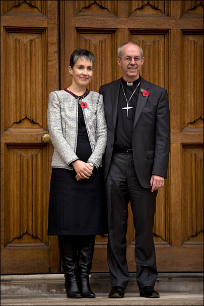 Ex-oilman named archbishop of Canterbury