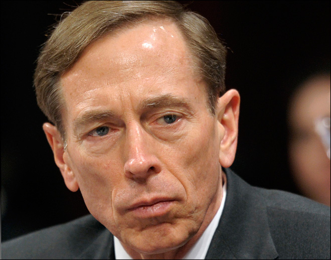 CIA Director Petraeus quits over extramarital affair