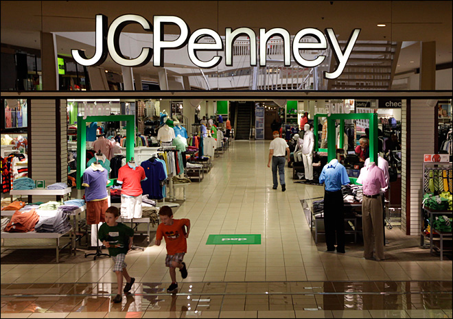 They're back: J. C. Penney adds sales