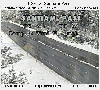 Santiam Pass