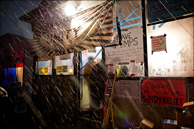 Occupy Sandy: Onetime protesters find new cause