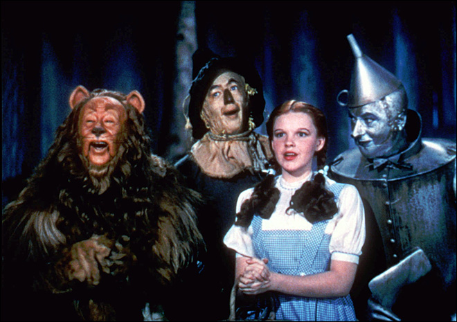 Judy's Garland's Oz dress fetches $480,000 in auction