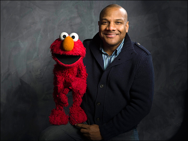 Former voice of TV's Elmo sued in NY for 5th time