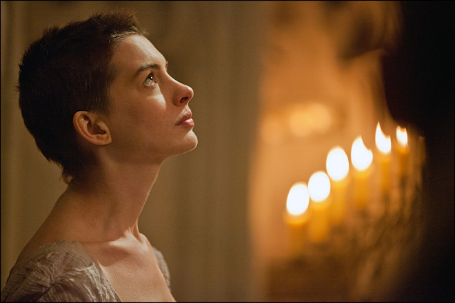Anne Hathaway says 'Les Miserables' made her feel deprived