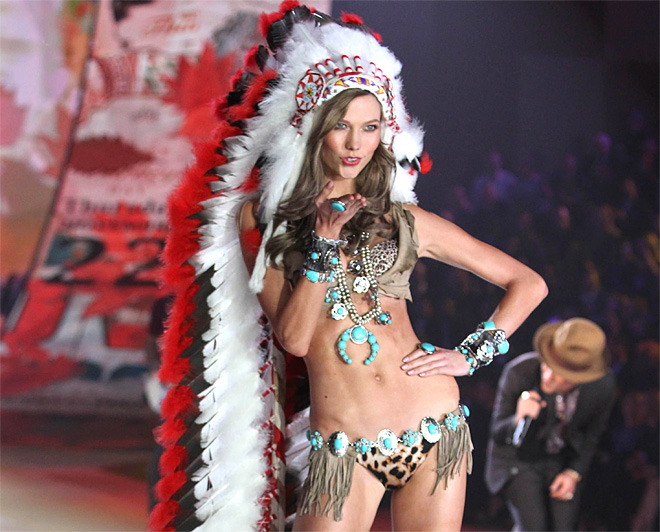 Victoria Secret Headdress
