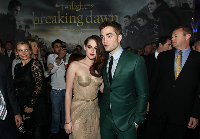 World Premiere of The Twilight Saga Breaking Dawn Part II