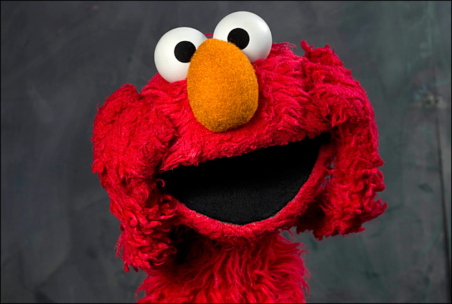 Questions about Elmo young fans won't be asking