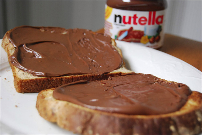 France goes after fatty snacks with 'Nutella tax'