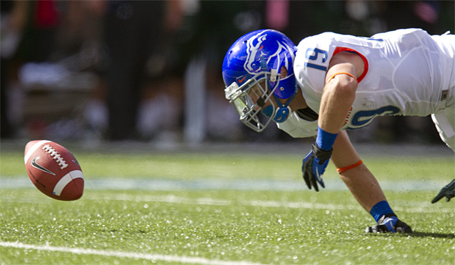 Boise State Hawaii Football