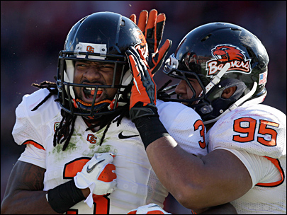 Nicholls St. vs. Oregon St.: Setting the Stage
