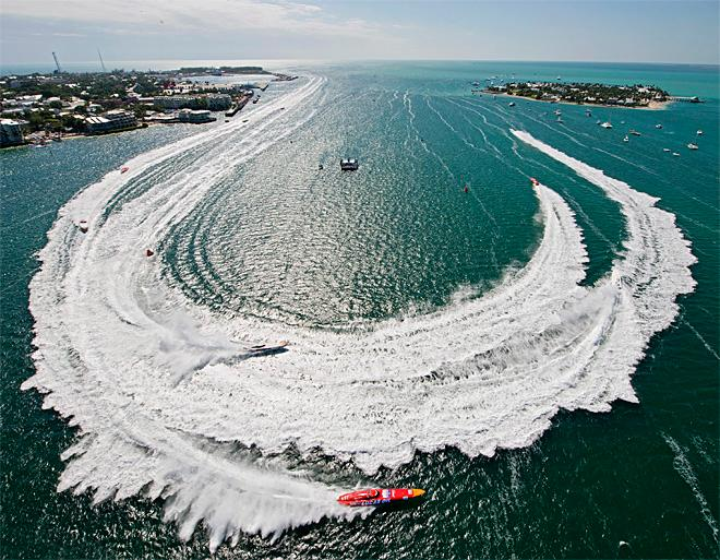 APTOPIX Key West Powerboats